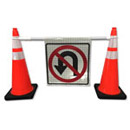 Cone Bar Signs