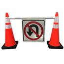 Custom Valet Cone Bar Signs