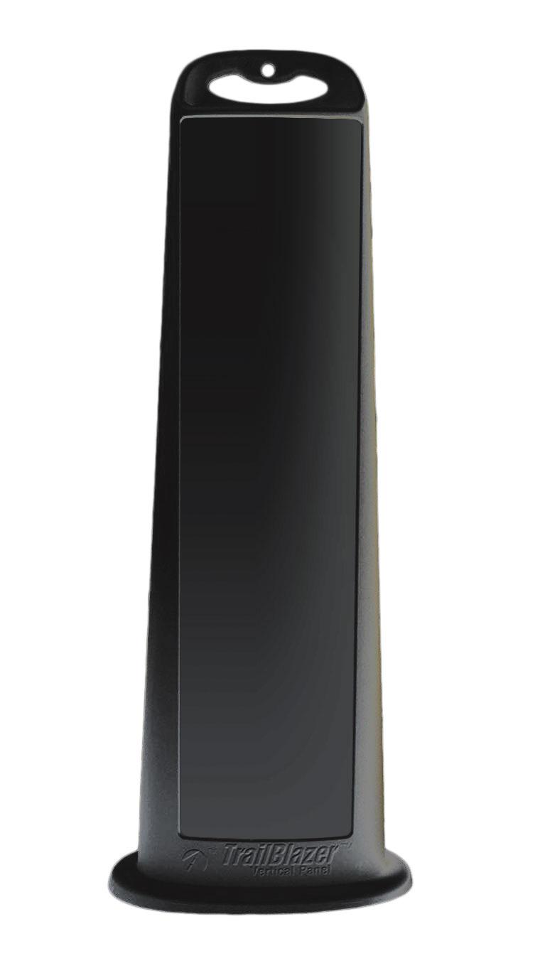 Cortina Trailblazer Vertical Panel 40 Inch Black