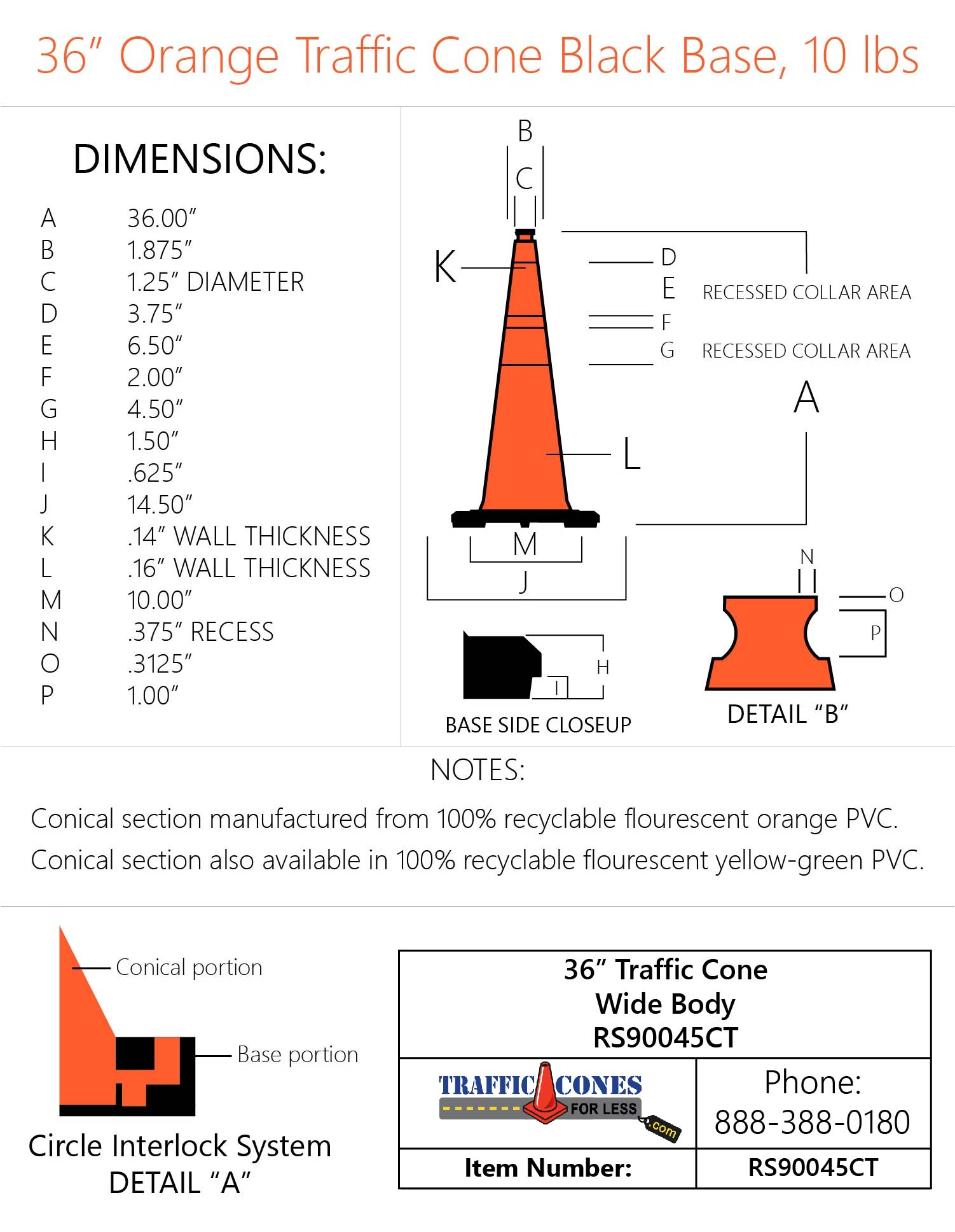 Orange Cone Diagram Trusted Wiring Diagrams Cinder Volcano 36 10 Lb Traffic Cones For Less Drawing
