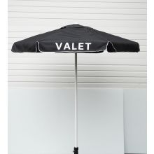 Valet Podium Umbrella