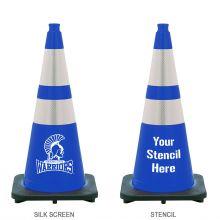 Cone w/ Silkscreen/Stencil