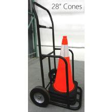 Traffic Cone Cart - 1