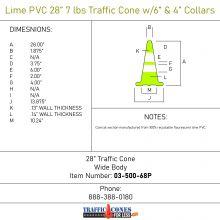 Traffic Cone - 1