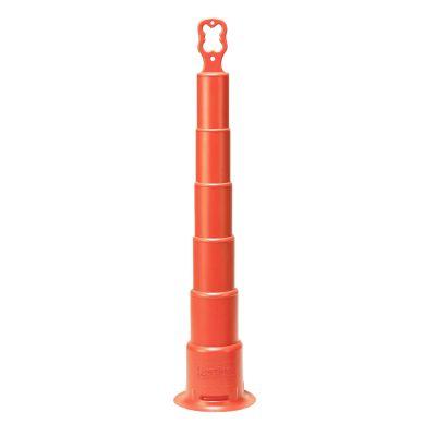 Rooftop Grip-N-Go Orange 42 Inch Channelizer Warning Post