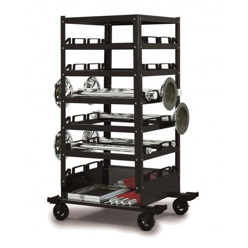Line Divider Stanchion Cart - 18 posts