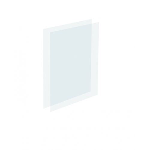 """Clear Acrylic Sheet Only - 8.5""""x11"""""""