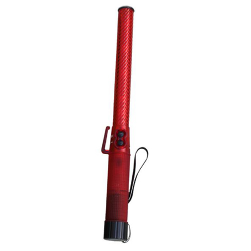 Red Light Wand with Audible Siren