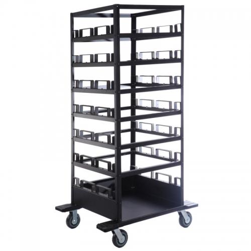 Line Divider Stanchion Cart - 21 posts