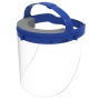 Commercial Full Length Protective Face Shield w/Adjustable Headgear