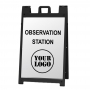 Deluxe Sign Frame - Observation Station