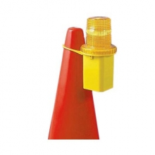 Economy Traffic Cone Light 6 Volt