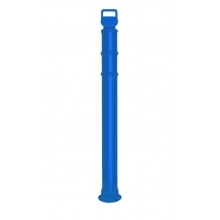 "EZ Grab Premium Blue 45"" Delineator Post"