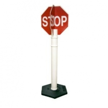 Buy Stop Sign System, Quick Deploy w/Fluorescent Prismatic reflective on sale online