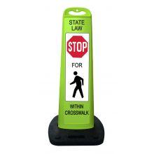 "Buy Cortina TrailBlazer Vertical Panel 40"" Pedestrian Crossing on sale online"