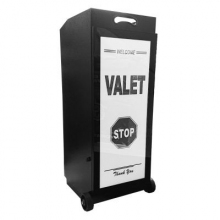 Smart Valet Podium w/ RGB LED Light