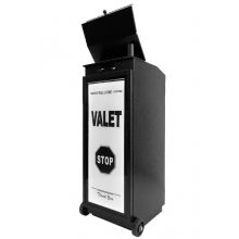 Buy Smart Valet Podium w/ RGB LED Light & Power Station on sale online