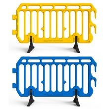 Buy Plastic Crowd Control Barrier on sale online