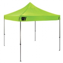 SHAX 6000 Heavy-Duty Pop-Up Tent 10 ft x 10 ft