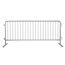 8.5 Feet Heavy Duty Interlocking Steel Barricade