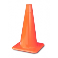 "Buy 18"" Orange Cones Made in USA on sale online"