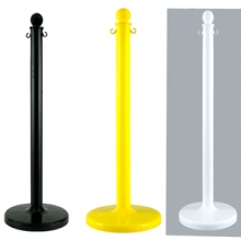 "2.5"" Stanchion 41"" Height Medium Duty (available in 6 colors)"