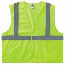 GloWear Type R Class 2 Hi-Vis Safety Vest - Lime