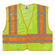 GloWear® 8245PSV Type P Class 2 Public Safety Vest