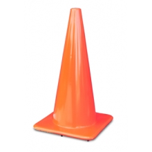 "Buy 28"" 7 LB Orange Cones on sale online"