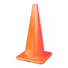 "Lakeside 28"" 7 lbs Orange Traffic Cone"