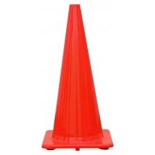 """Premium 28"""" All Orange Cone"""