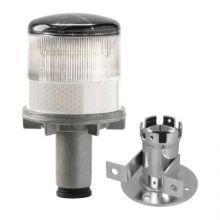 Buy Solar Powered LED White Strobe Lights on sale online