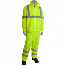 Falcon Viz Type R Class 3 Two-Piece Value Rain Suit