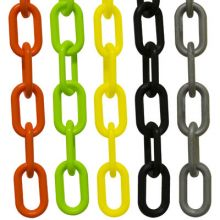 "3"" Traffic Control Plastic Chain"