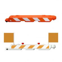 Buy Low-profile Interlocking Airport Barricade on sale online