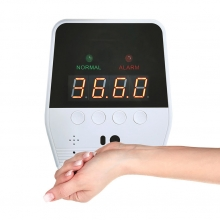 Infrared Body Temperature Wrist & Forehead Scanner