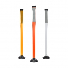 Omni Flex 48 Inch Flat Top Traffic Delineator Post