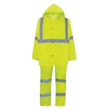 Global Glove FrogWear Type R Class 3 Three-Piece Rain Suit