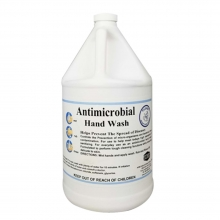 Antimicrobial Hand Wash