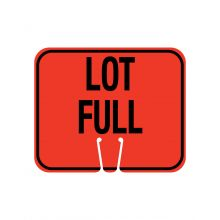 Buy Traffic Cone Sign LOT FULL on sale online