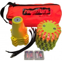 PowerFlare 4 Pack Cone Adapter Kit