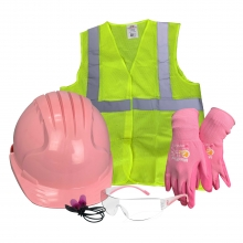 Pink Protective Gear Kit