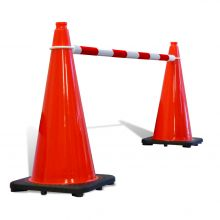 Buy Telescoping Cone Bar Red & White on sale online