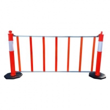 3 ft Roll Up Fence for Delineators Barricade