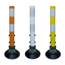 "Buy 19"" Flexible Surface Mount Tubular Traffic Delineator w/3M Reflectives on sale online"