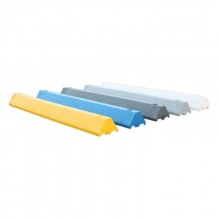 Ultra 4 ft. Plastic Parking Block, 4 Inch Height