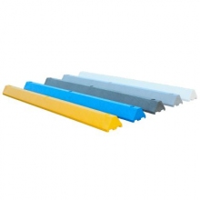 Ultra 6 ft. Plastic Parking Block, 4 Inch Height