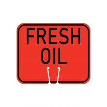 Buy Traffic Cone Sign - FRESH OIL on sale online