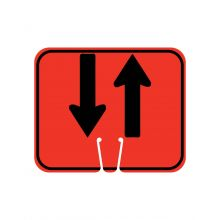 Buy Traffic Cone Sign - TWO-WAY on sale online