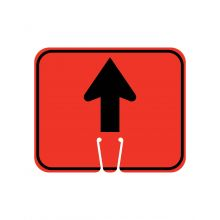 Buy Traffic Cone Sign - UP ARROW on sale online